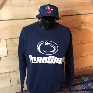 Vintage Penn State sweatshirt made in USA. Size L